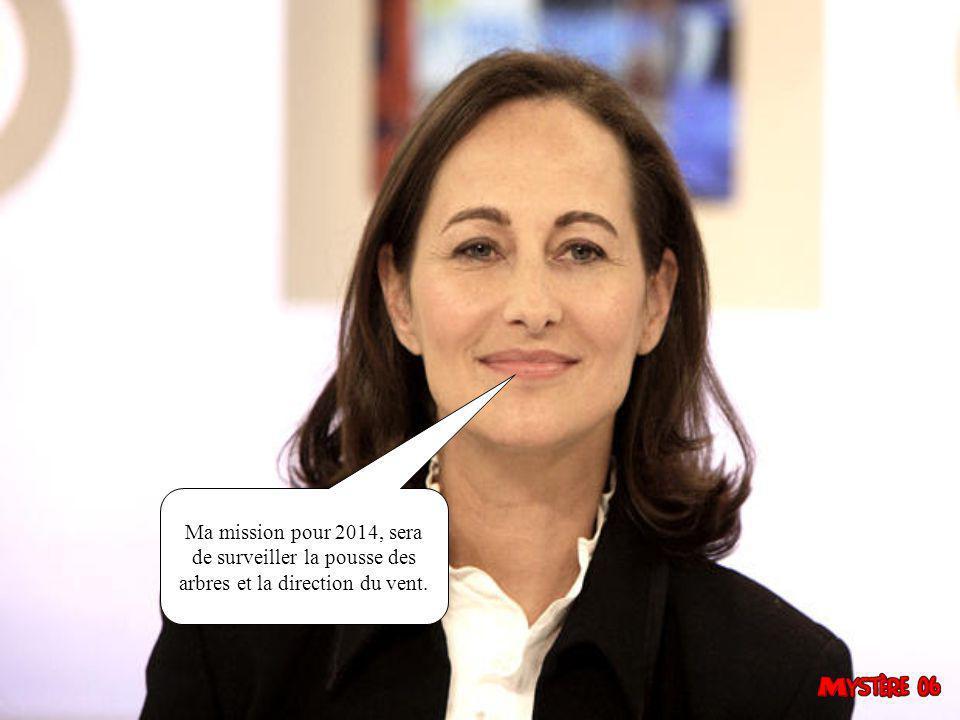 Mon boulot pour 2014, c 'est de trouver des impôts nouveaux pour vous plumer encore plus.