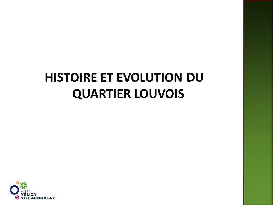 HISTOIRE ET EVOLUTION DU QUARTIER LOUVOIS