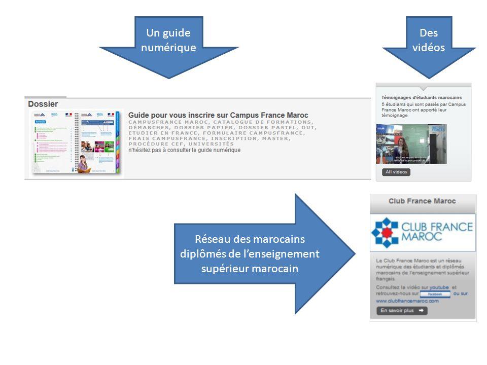 //maroccampusfrance Retrouvez toutes les actualités et informations de Campus France Maroc sur Facebook et Twitter Retrouvez toutes les actualités de l'Institut Français du Maroc Accédez au lien du Consulat de France