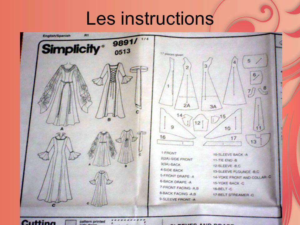 Les instructions (suite)
