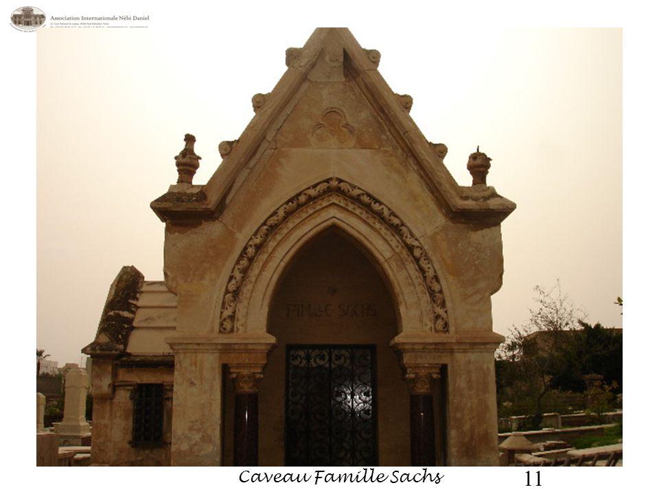 Caveau Famille Sachs 11