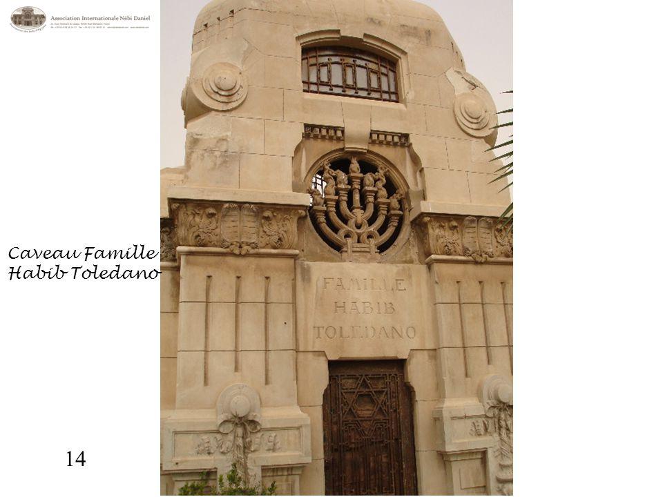 Caveau Famille Habib Toledano 14