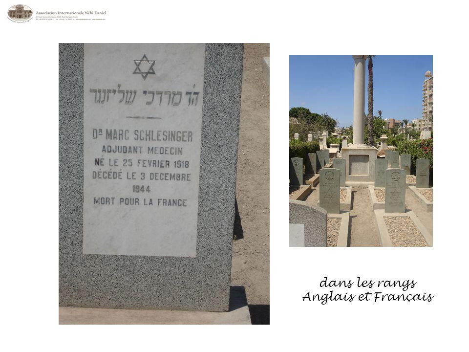Mémorial des soldats Juifs, tombés au champ d'honneur,