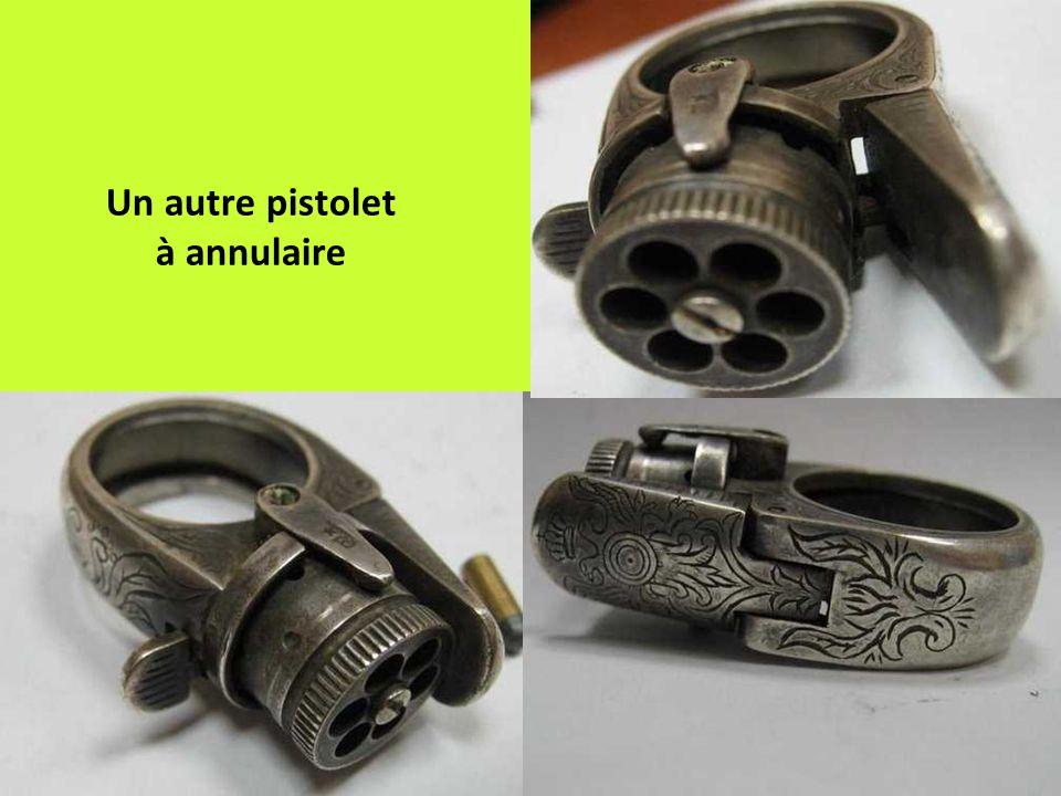 Un autre pistolet à annulaire