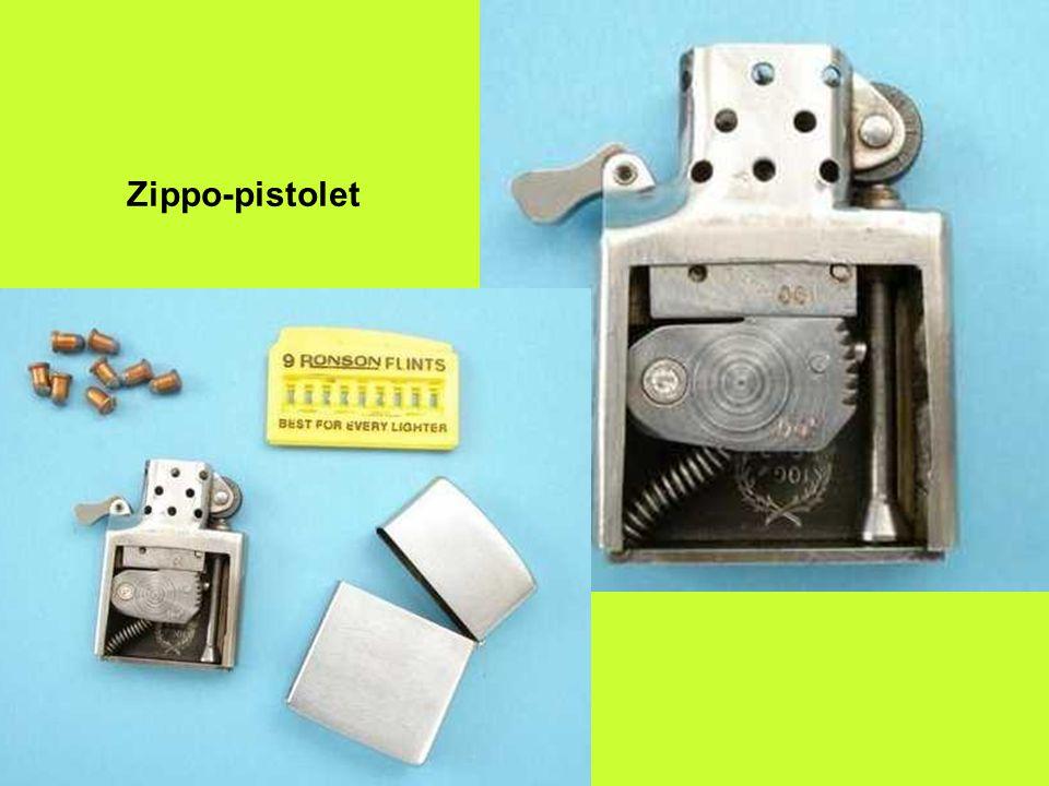 Zippo-pistolet