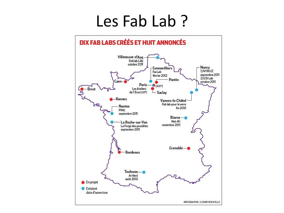 Les Fab Lab