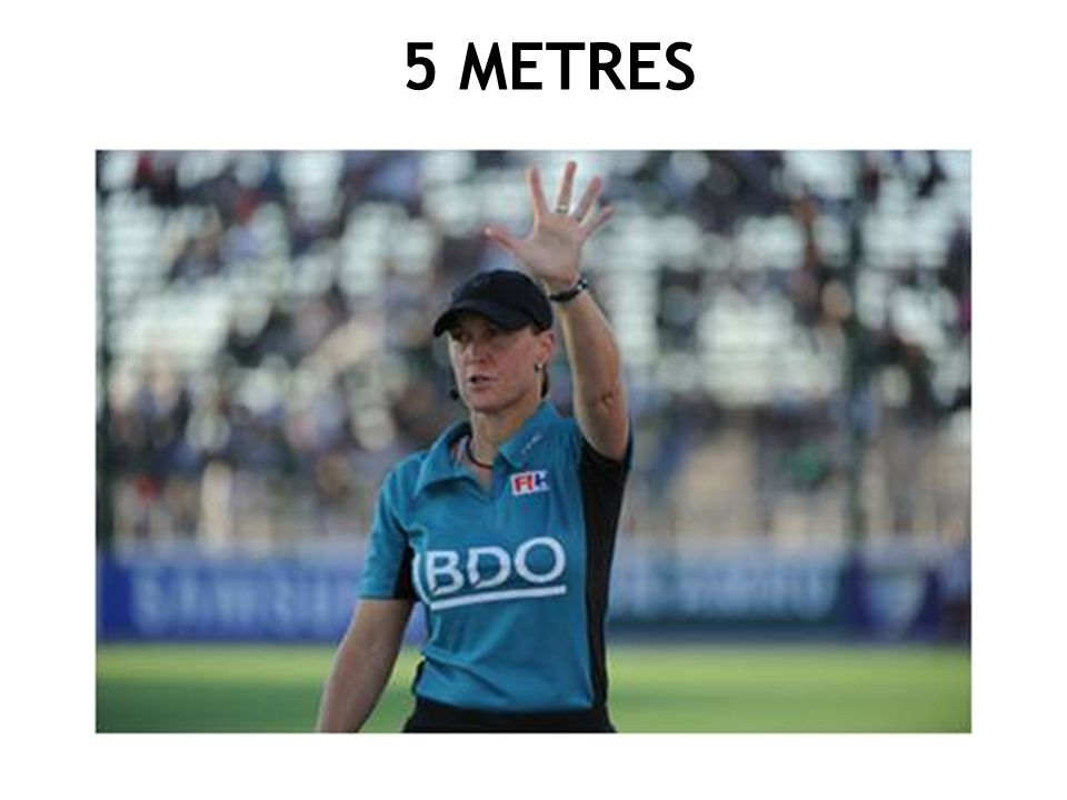 5 METRES
