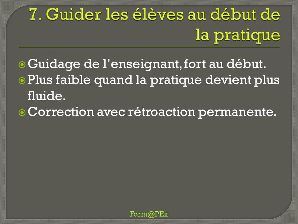  L'enseignant « met un haut-parleur sur sa pensée » (Clermont Gauthier).