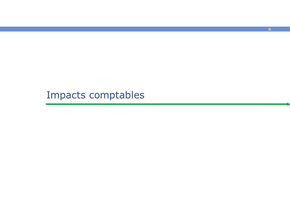 7  Par définition, les encaissements de recettes au comptant ne sont pas liés, lors de leur constatation, à un titre de recette.