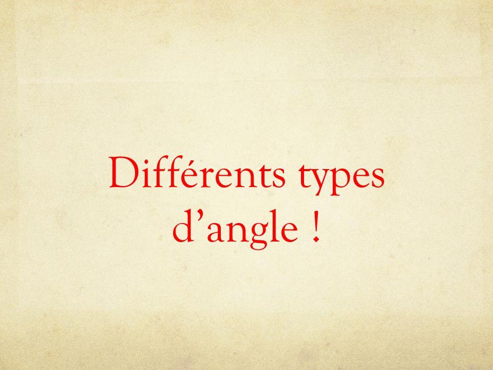 Angle Droit !