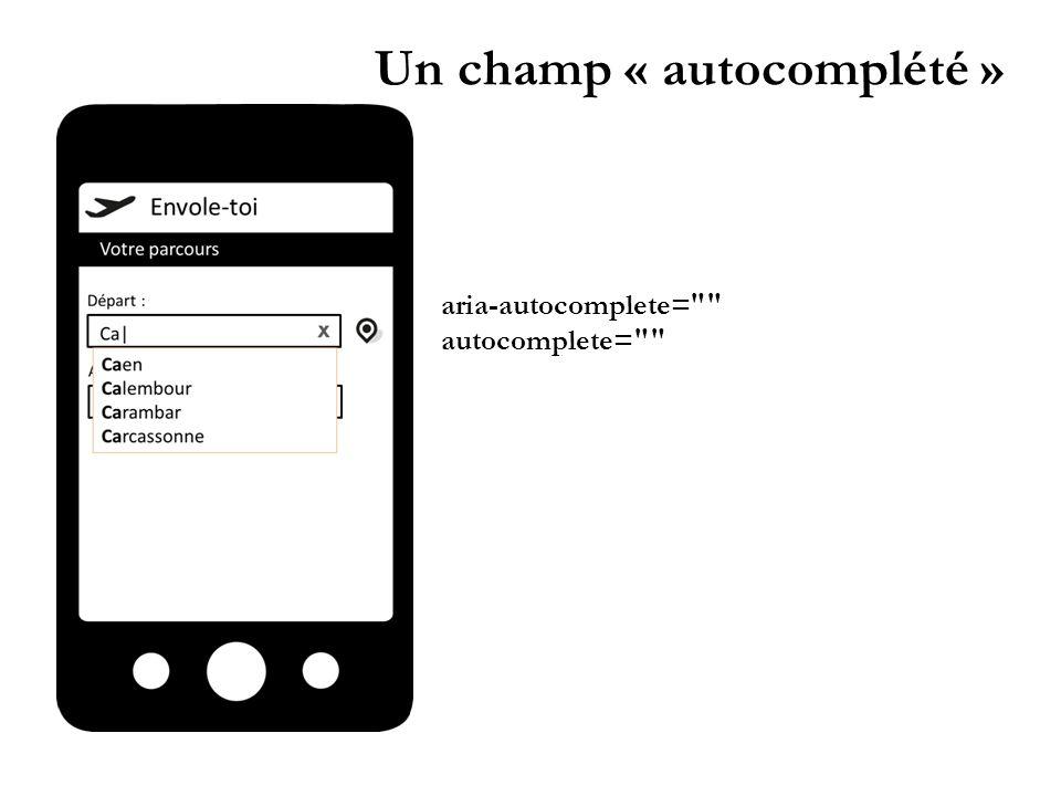 aria-autocomplete= autocomplete=