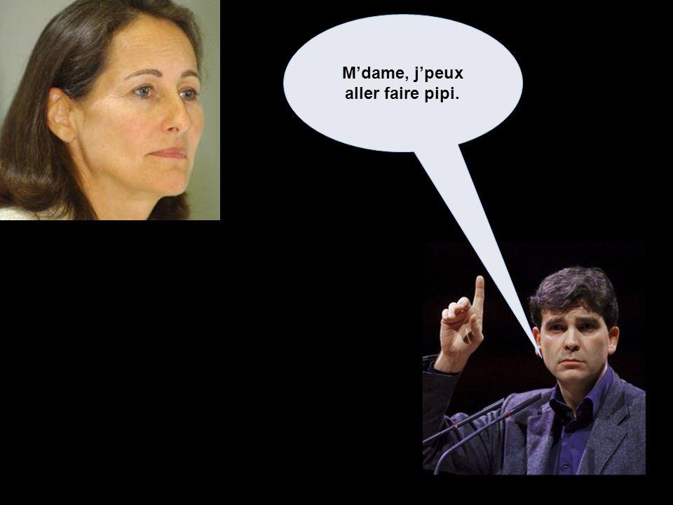 B: Noël Mamère D: Arnaud Montebourg 12345 678910 1112 On sèche .