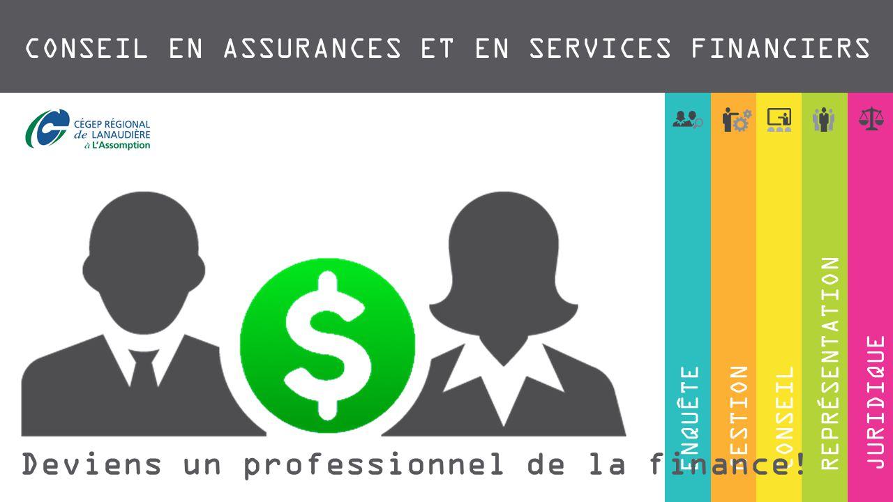 LES SERVICES FINANCIERS SONT OMNIPRÉSENTS.
