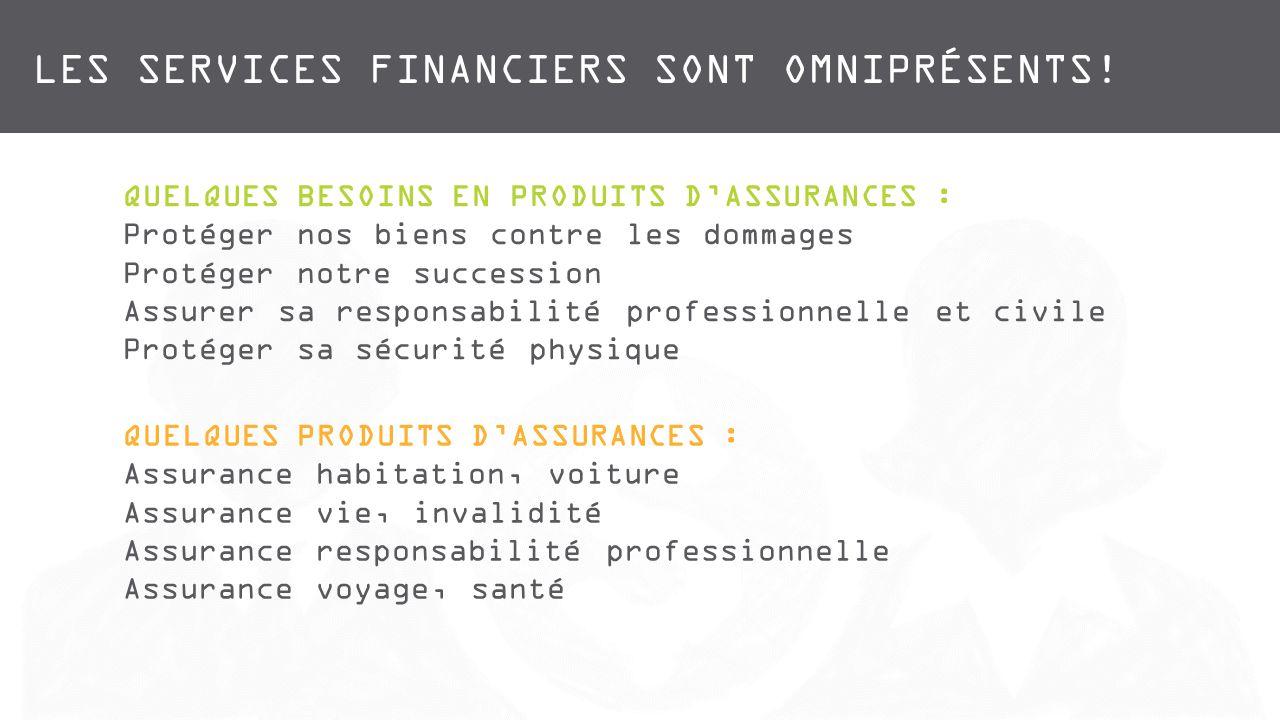 CONSEIL MYTHE 1 : ÊTRE UN PROFESSIONNEL DES SERVICES FINANCIERS, C'EST ÊTRE UN VENDEUR FAUX.
