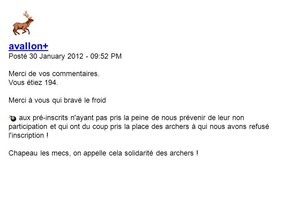 NONO LARCHER Posté 30 January 2012 - 05:37 PM Super parcours je ne l avais jamais fais dans ce sens la!!!!!!.