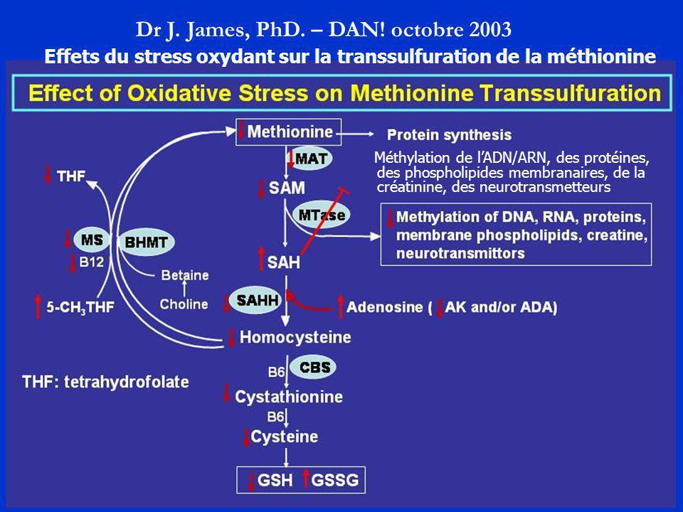 Dr J.James, PhD. – DAN.