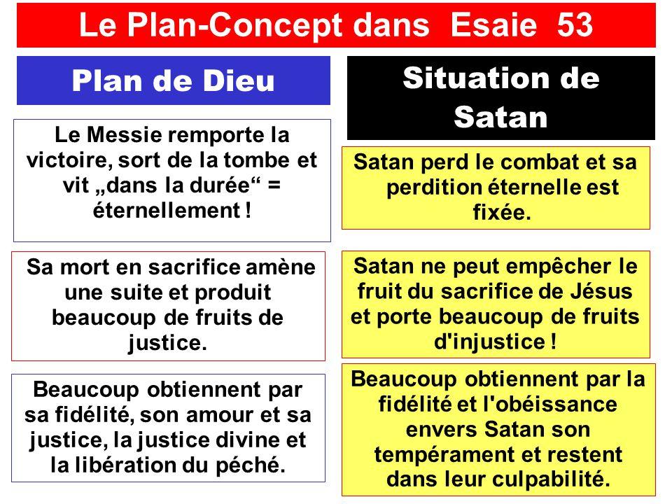 SFR742 www.hopeandmore.at Plan de Dieu Situation de Satan Beaucoup obtiennent par la fidélité et l'obéissance envers Satan son tempérament et restent