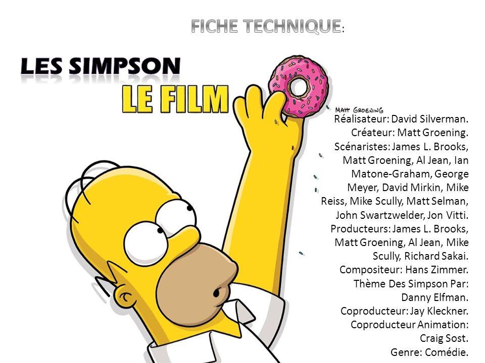 Réalisateur: David Silverman. Créateur: Matt Groening. Scénaristes: James L. Brooks, Matt Groening, Al Jean, Ian Matone-Graham, George Meyer, David Mi
