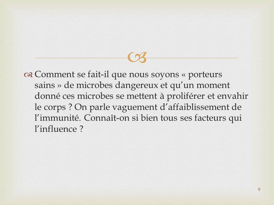   De nos jours, le tétanos reste une maladie grave bien que rare et touche avant tout les personnes âgées (environ une vingtaine de cas par année en France avec une moyenne d âge de 75 ans).