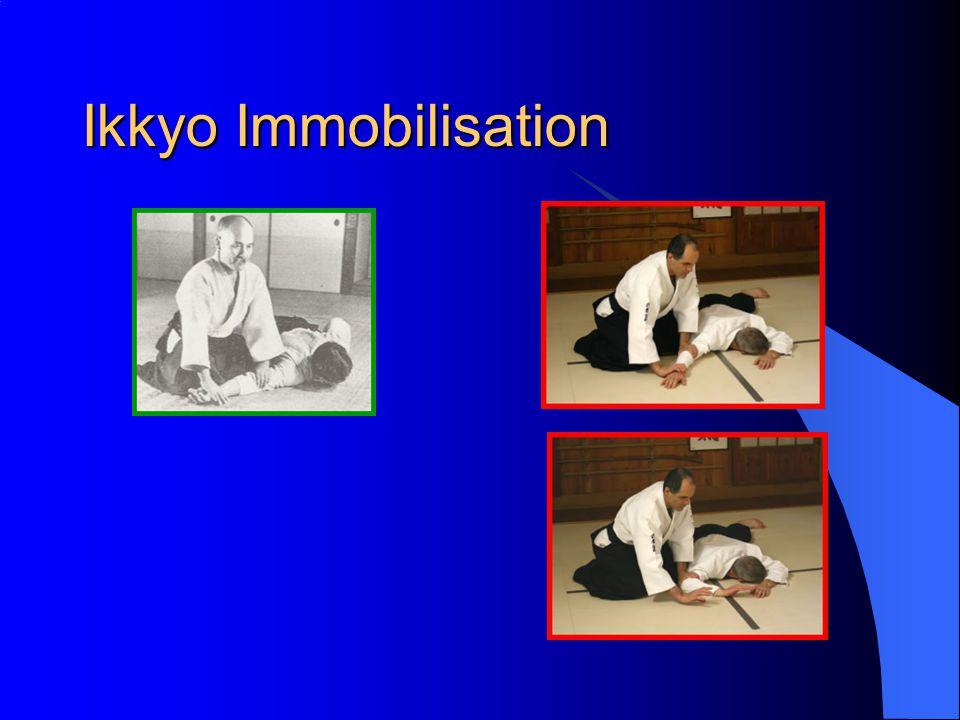 Ikkyo Immobilisation