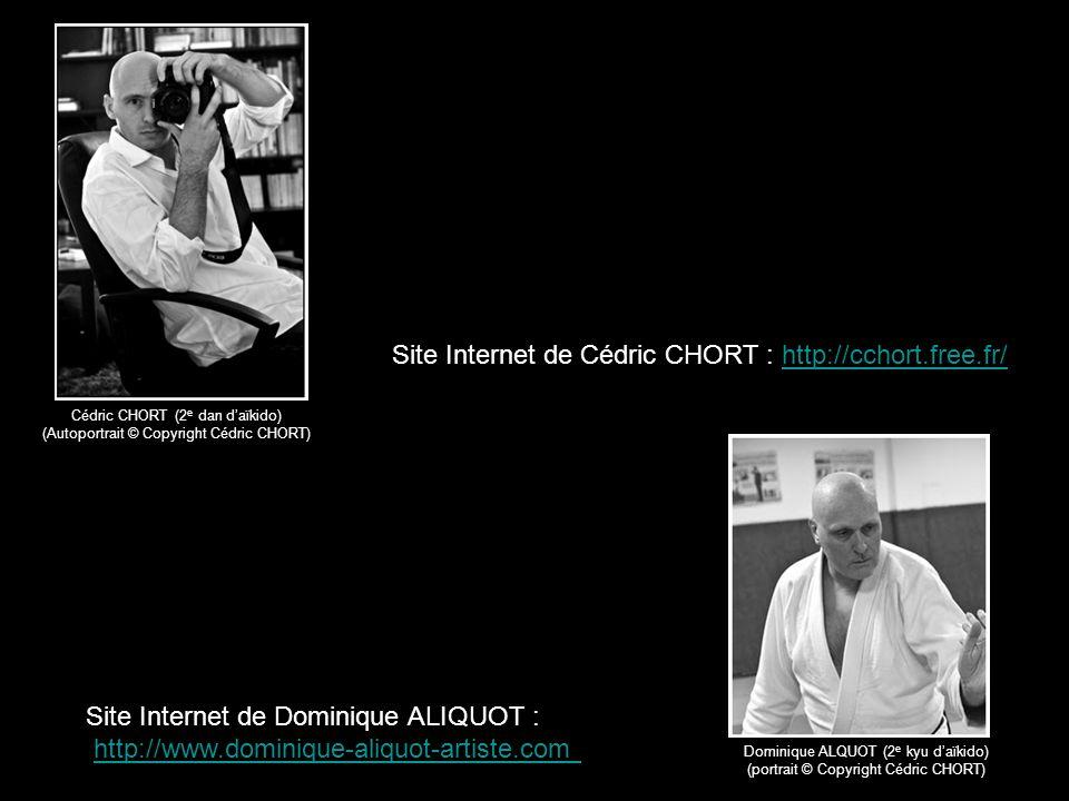 Site Internet de Cédric CHORT : http://cchort.free.fr/http://cchort.free.fr/ Cédric CHORT (2 e dan d'aïkido) (Autoportrait © Copyright Cédric CHORT) D
