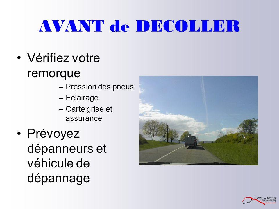 En VOL, SI VOUS ETES en DIFFICULTES Informez par radio en précisant –Altitude –Position –Intentions