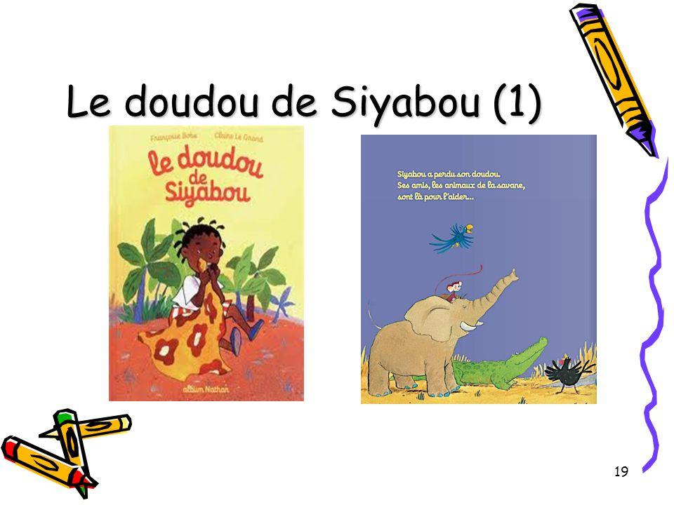19 Le doudou de Siyabou (1)