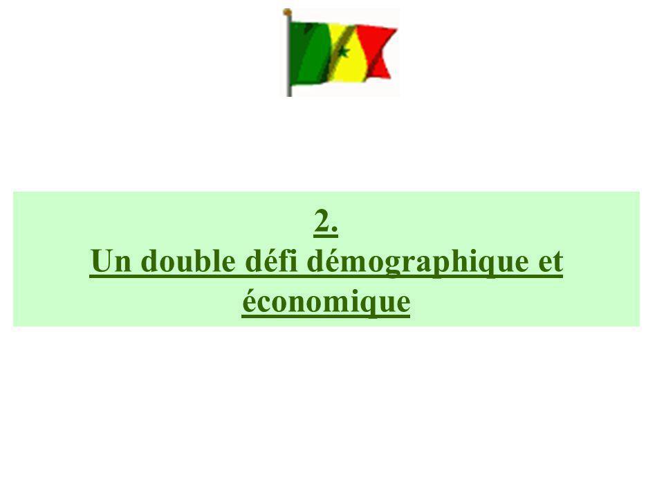 2. Un double défi démographique et économique