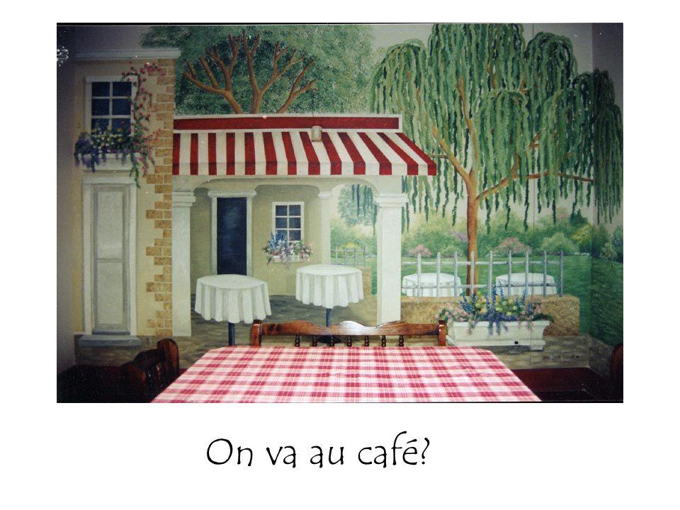 Nom:____________________ Classe:_________________ Date:________________________ French 1 S2 lesson 6 : Au café Les objectifs d'aujourd'hui:- _____________________________ _____________________________ _____________________________ Révision ______________________________________ ______________________________________ ______________________________________ ______________________________________ ______________________________________ ______________________________________ ______________________________________ ______________________________________ ______________________________________ Jour/ Nom