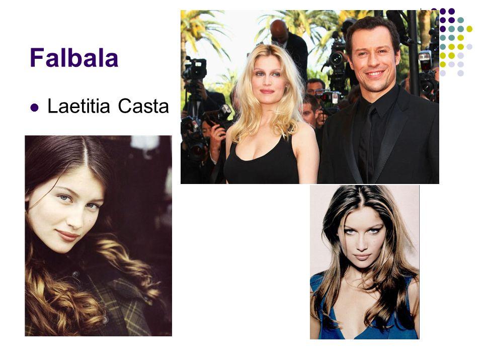 Falbala Laetitia Casta