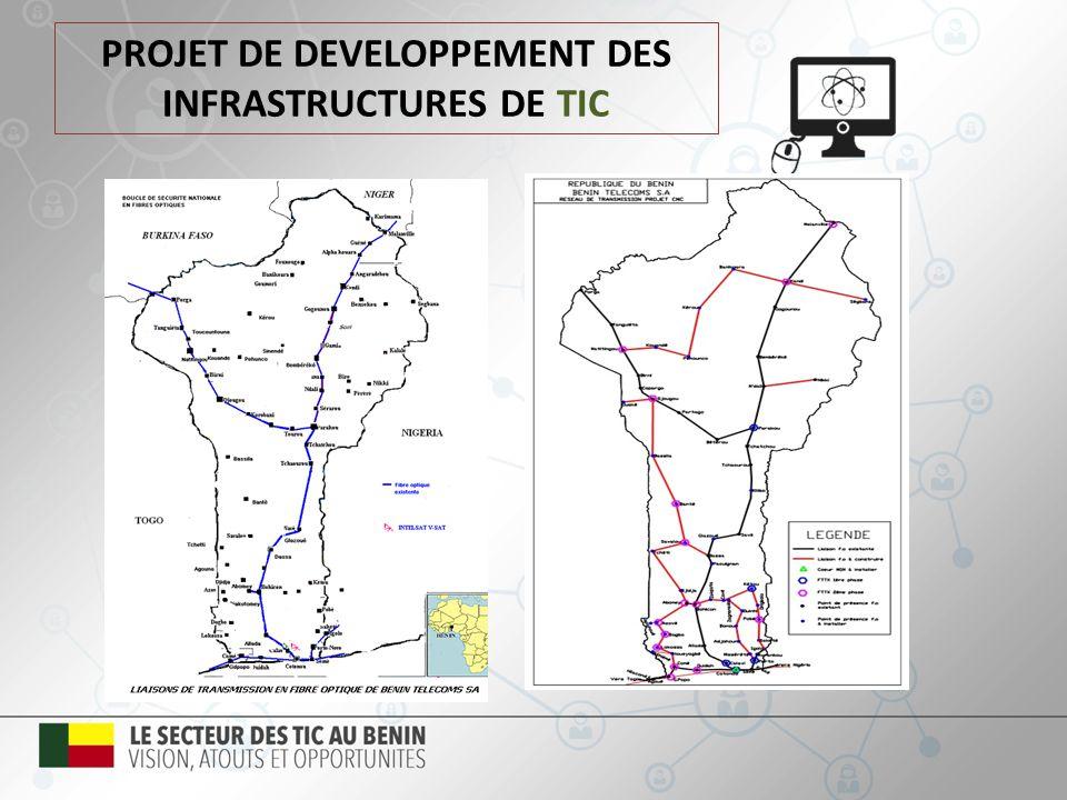 OBJECTIFS Assurer la mise en place d'un cadre de référence de la gouvernance électronique au Bénin