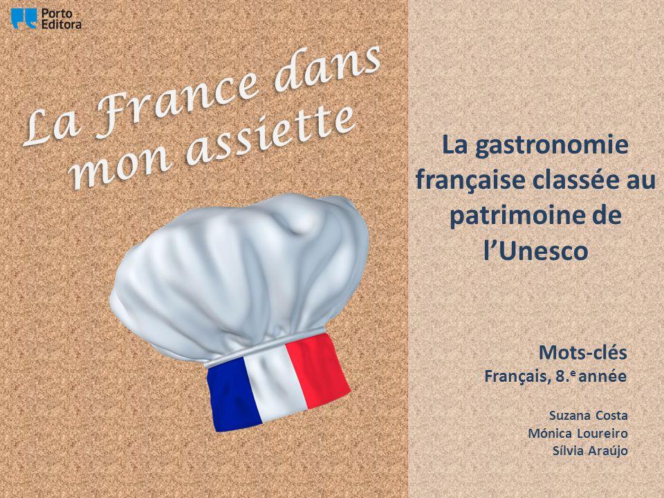 Marmite Dieppoise Mots-clés – Français, 8. e année