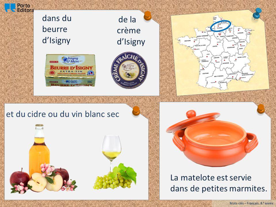 Ficelle picarde Mots-clés – Français, 8. e année