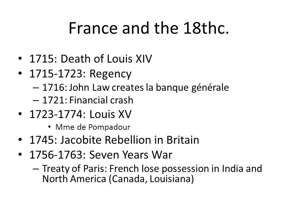 French 18thc.