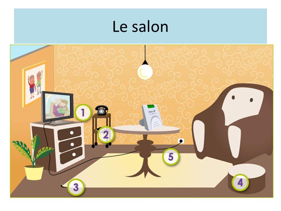 Le salon