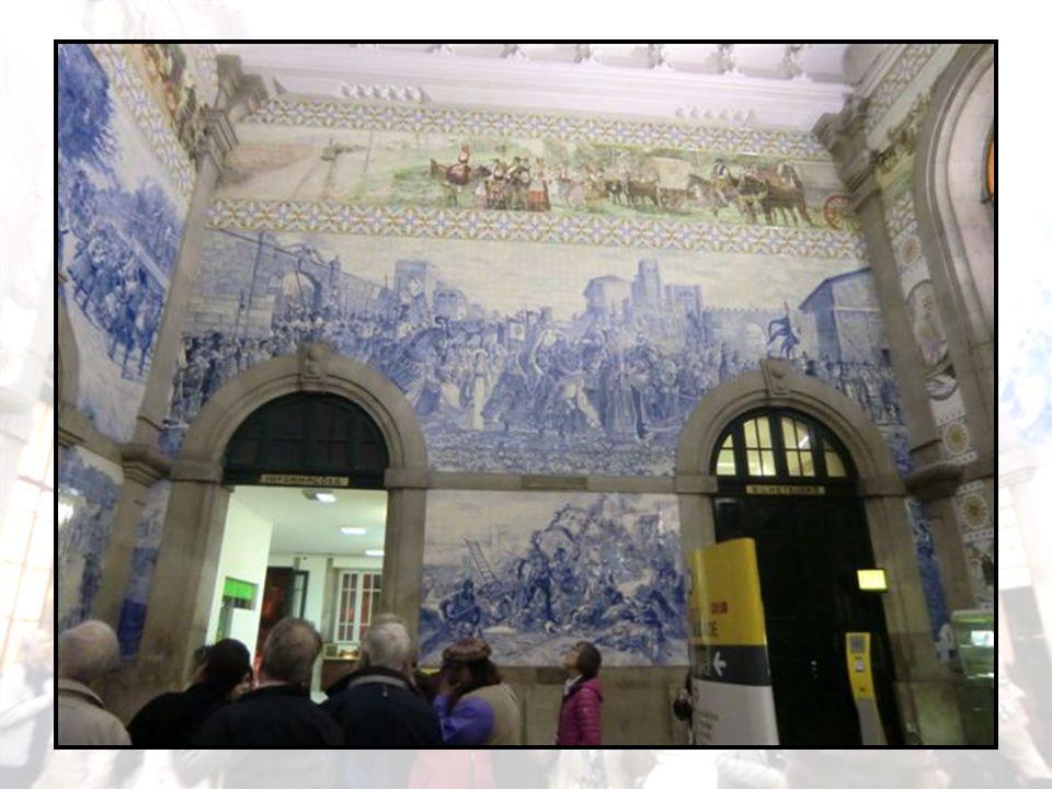 Autrefois, se trouvait à cet emplacement le célèbre couvent S.Bento da Avé-Maria.