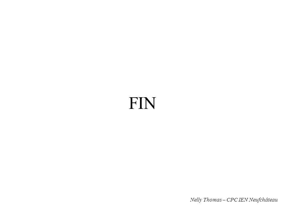 FIN Nelly Thomas – CPC IEN Neufchâteau