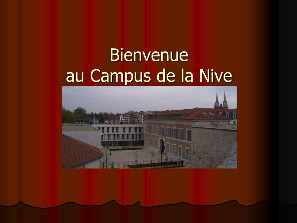 Bienvenue au Campus de la Nive