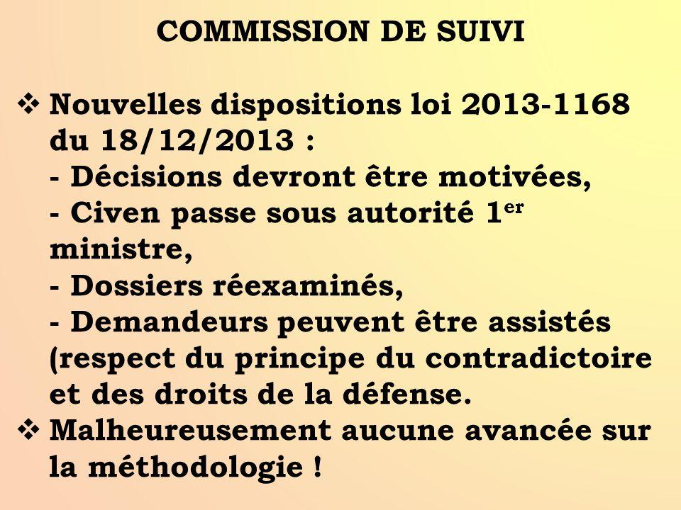 Le CIVEN en quelques chiffres Au 1 er avril 2014 : >> 895 demandes d'indemnisation reçues au secrétariat du comité d'indemnisation >> 772 dossiers exa