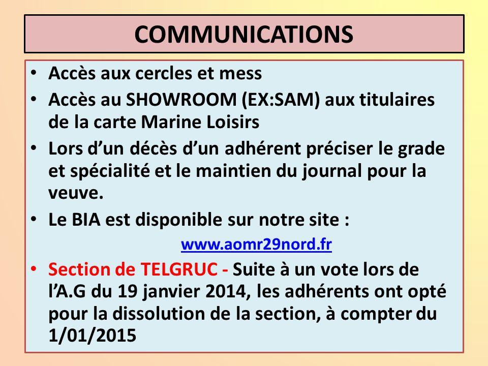 NOS ACTIONS Participation au niveau de l'HIA d'un groupe de travail sur l'amélioration de l'information aux usagers Participation aux comités sociaux