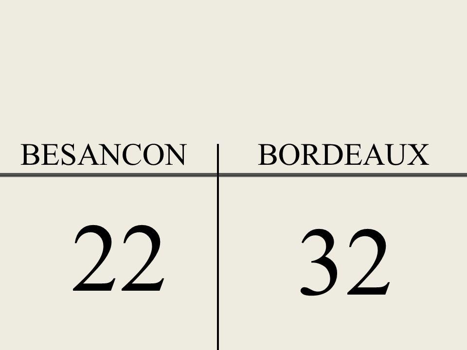 BESANCONBORDEAUX 11 20