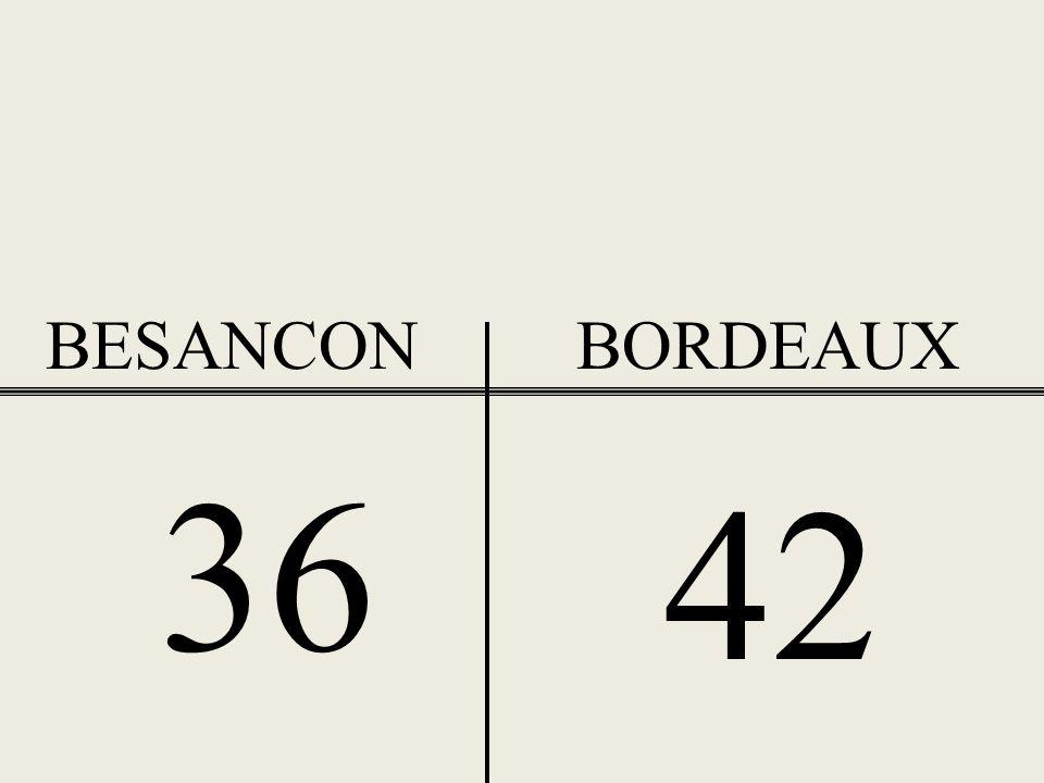 BESANCONBORDEAUX 22 32