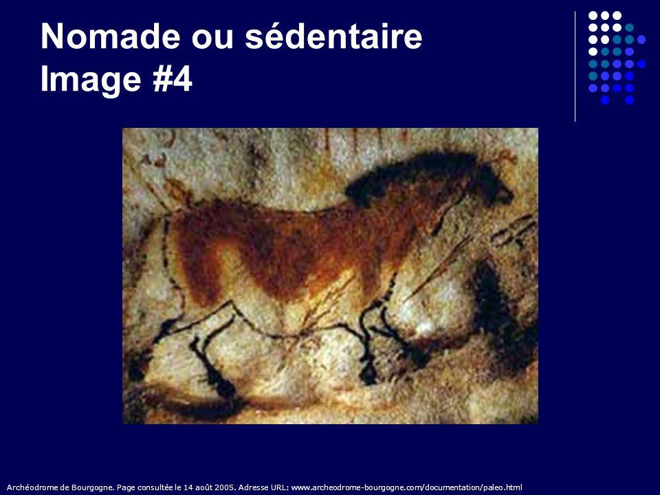 Nomade ou sédentaire Image #5 Préhisto; L Homme préhistorique.