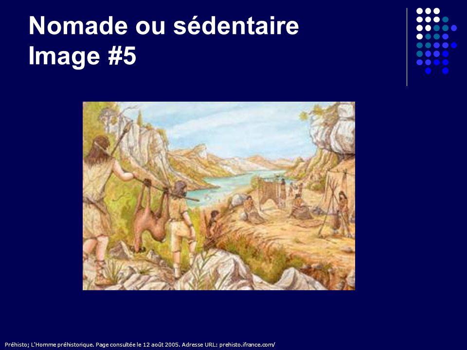 Nomade ou sédentaire Image #6 Planète Jean Jaurès.