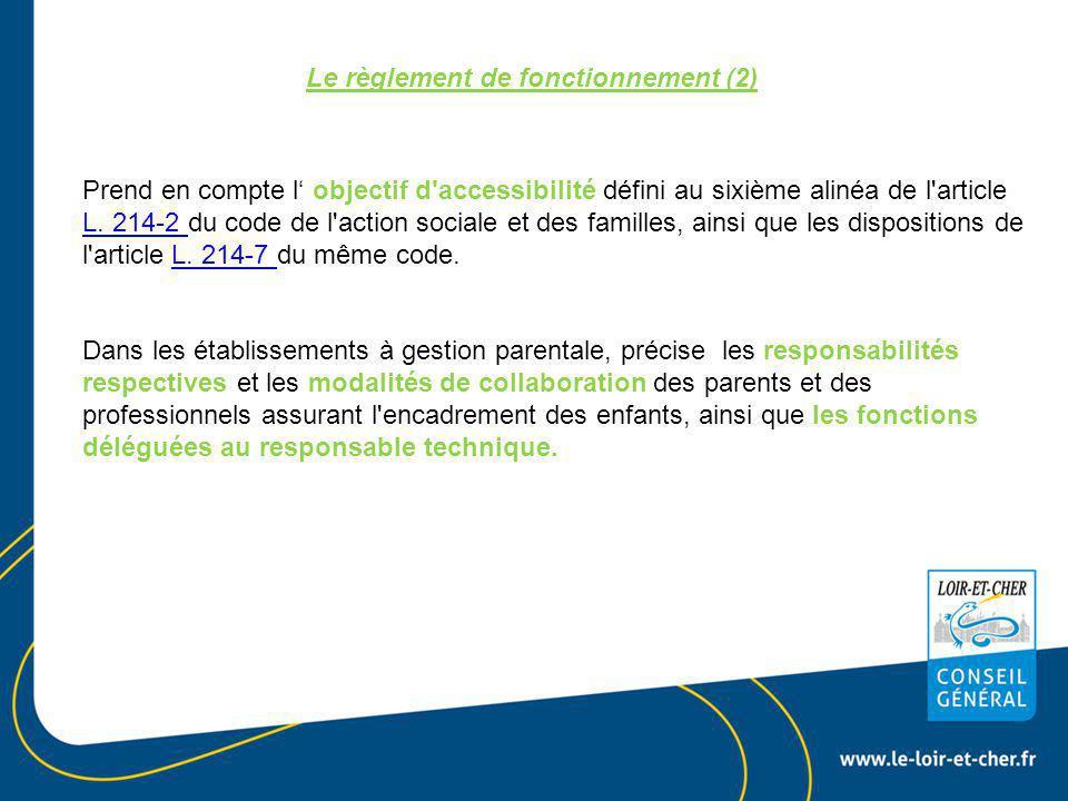 Prend en compte l' objectif d accessibilité défini au sixième alinéa de l article L.