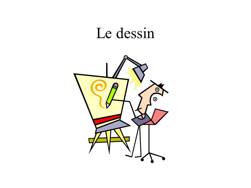 Le dessin