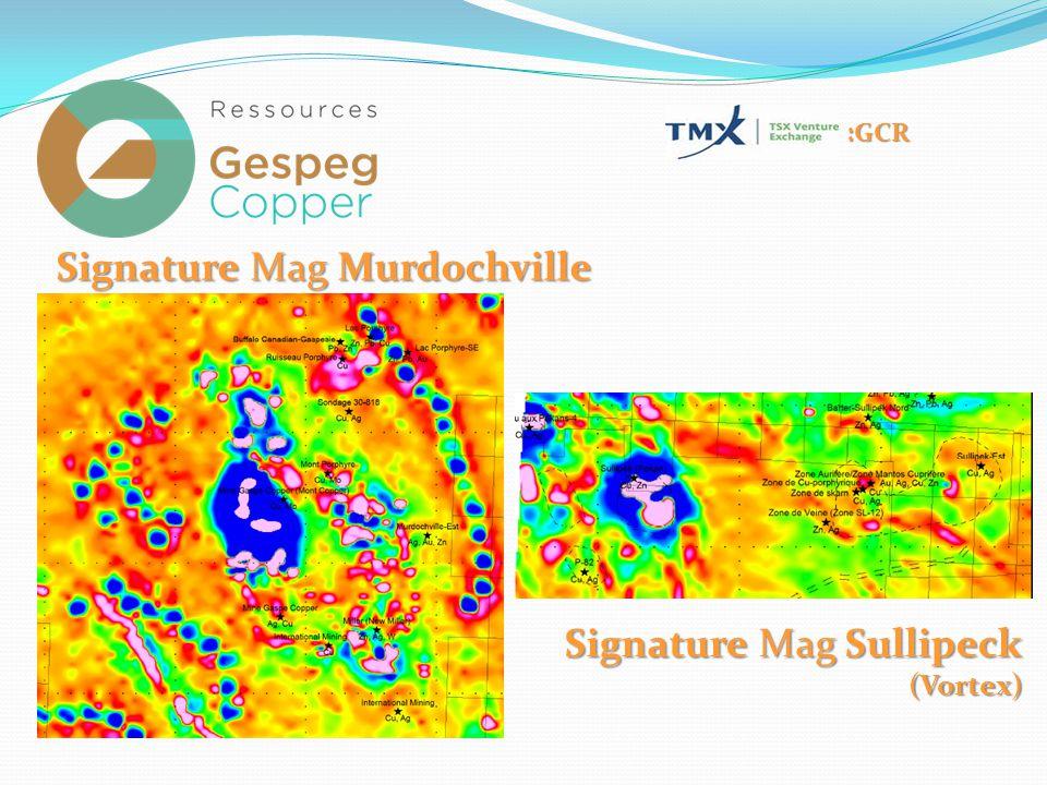 Signature Mag Murdochville Signature Mag Sullipeck (Vortex) :GCR