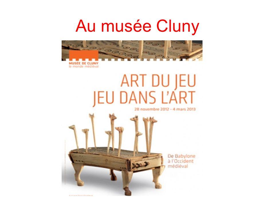 Au musée Cluny
