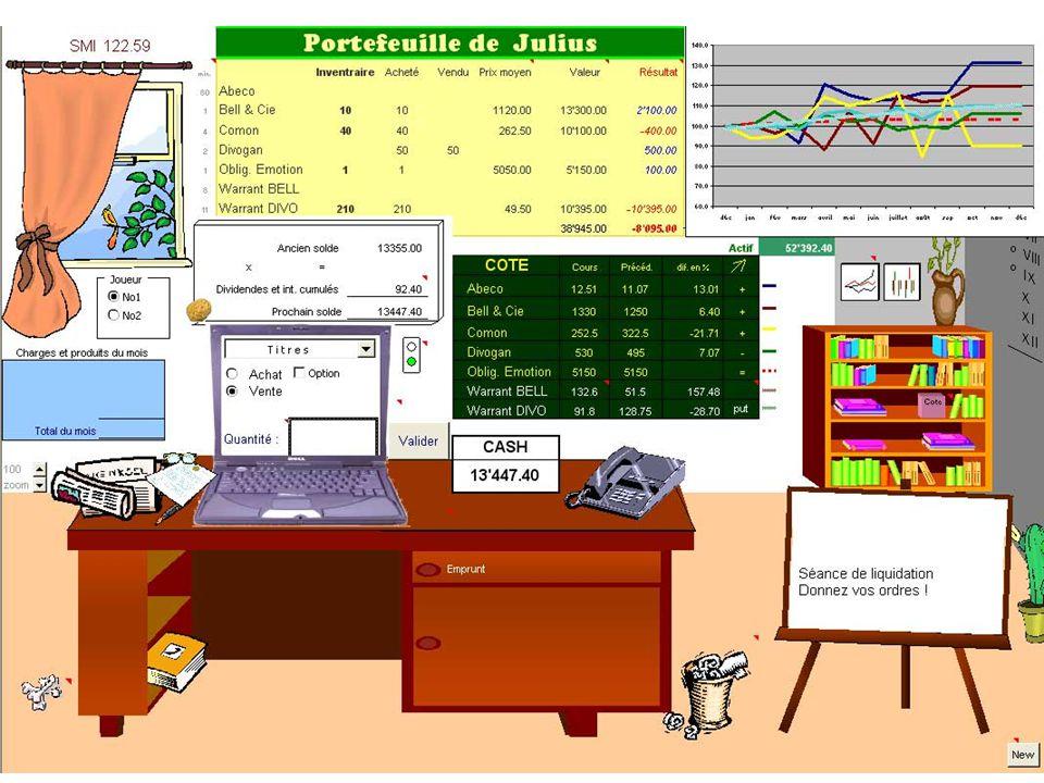 Le bureau du comptable