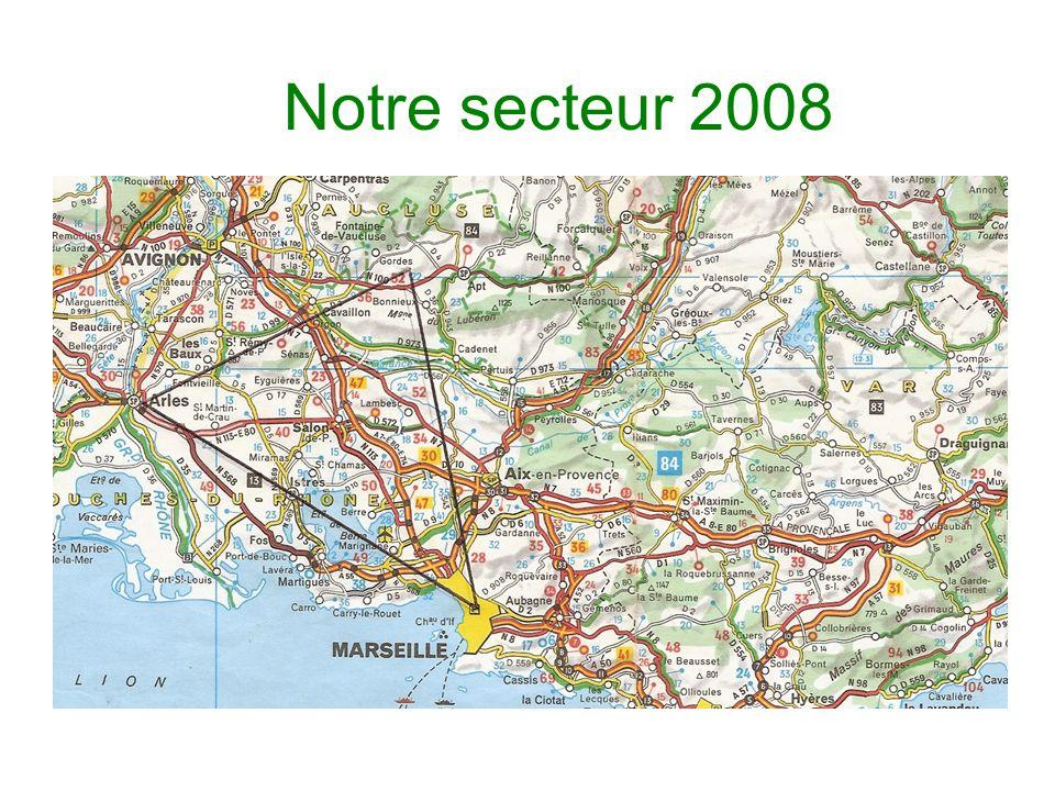 Notre secteur 2008